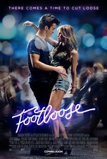 Footloose movie poster (2011) Kenny Wormald poster, Julianne Hough poster (b)
