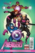 Avengers Vol. 4 (2010-2013) #31 (Komen Variant)