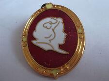Disney's Snow White Silhouette Pin Badge
