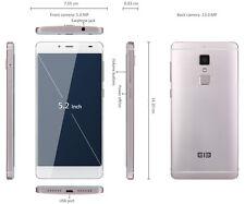 """Elephone S3 Octa Core 4G LTE Schermo 5,2"""" Cellulare Smart 16GB+3GB Dual SIM Nero"""