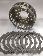 Ducati clutch friction plates with basket Set for dry clutch NEU