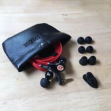 Beats Dre Tour  In-Ear Headphones with Remote & Mic for iPhone5/6/7  Red