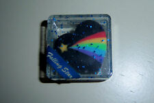 Vintage Eraser Rubber 80's Unused - Falling Star Heart in Box 30 - 36 years old