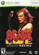 AC/DC Live: Rock Band Track Pack - Xbox 360 Game