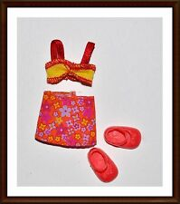 Summer Skirt Set - Kelly Doll Clothes - Barbie's Lil Sister