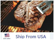 BBQ Grill Mat oven As Seen on TV Make Grilling Easy Non-stick ( Set of 2  ) USA