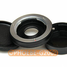 Minolta MD MC Lens to NIKON D3200 D7000 D800 D300s Mount Adapter