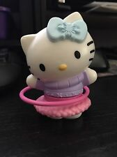 Hello Kitty Hula Hoop Girl from the 2011-13 McDonalds Happy Meal Toy girl kids