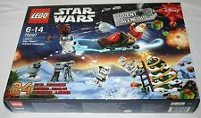 Lego Star Wars Advent Calendar Disney Original Misprint New & Sealed 75097 2015