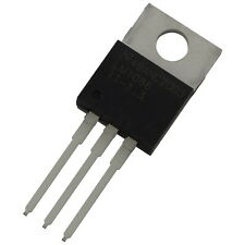 LM1086IT-3.3 Texas Instruments Spannungsregler +3,3V 1,5A LDO-Regulator 856025