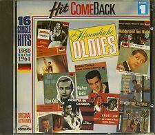 Hit come back 1-Himmlische Oldies (1950-1961) Rudi Schuricke, Peter Alexa.. [CD]