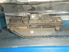 WAR MASTER 1/72 WWII US LVT-1 WATER BUFFALO -Leyte Gulf 1944- Factory Flawed