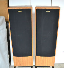 FISHER ST-9215 3 WAY VINTAGE TOWER SPEAKERS GREAT CONDITION VERY RARE