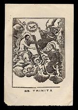stampa popolare 1800  SS.TRINITA'