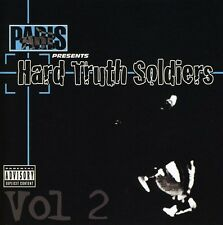 Vol. 2-Paris Presents: Hard Truth Soldiers - Paris (2009, CD NIEUW)