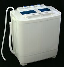 Portable mini small rv dorms Compact 8 - 9lb Washing Machines Spin Dryer La