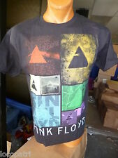Mens Pink Floyd  Brand Pink Floyd Prisms Cotton Shirt NWT XL