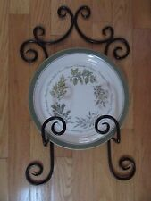 "Wall decor 1 large Plate holder or picture holder will hold 12"" plates"