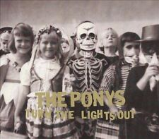 TURN THE LIGHTS OUT (NEW CD)