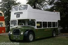 Southern Vectis preserved open top No.5 1980 Bus Photo