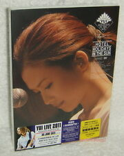 YUI Hotel Holidays In The Sun Live H.K. Ltd DVD (Special Packege)