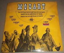Rados/Kovacs/Nemeth MOZART Trio, Quartets - Qualiton LPX 11422 SEALED