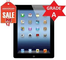 Apple iPad 3rd Gen 64GB, Wi-Fi + 4G AT&T (UNLOCKED), 9.7in- Black - GRADE A