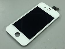 iPhone 4 4G Front Glass Touch Digitizer LCD Screen Display Full Assembly White