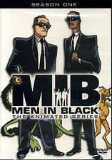 Men in Black: Complete Animated Series Charles Napier Box / DVD Set NEW!