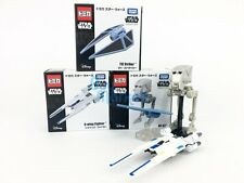 Takara Tomy Tomica Disney Star Wars Rogue One 3X Diecast AT-ST TIE Striker etc.