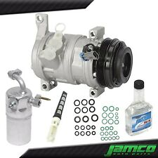 New A/C Compressor Kit for Chevy Suburban Silverado Tahoe - Without Rear AC Only