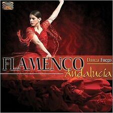 DANZA FUEGO - Flamenco Andalucía [Slimline] CD ** BRAND NEW : STILL SEALED **