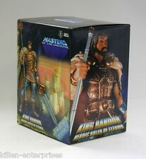 Masters of the Universe King Randor Con Exclusive ARTIST PROOF only 200 made!