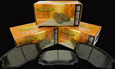 Disc Brake Pads Front DB1375 Ford Falcon AUII Utility Fairlane AUII All Models