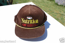 Ball Cap Hat - Co-op - Nutrition - CRF Co-operative Research Farm Canada (H1102)