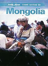 Mongolia: A Travel Survival Kit (Lonely Planet Travel Survival Kit) By Robert S