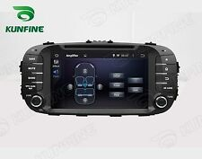 Quad-Core Car Android 5.1 DVD GPS For Kia SOUL 2014 8'' HD screen 8GB map card