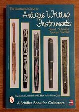 The Illustrated Guide to Antique Writing Instruments by George Fischler 1999