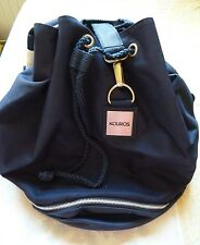 New Men's Navy Blue Kouros Backpack Adjustable straps Zipped base pocket