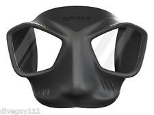Mares Viper Spearfishing Freediving Scuba Diving Dive Mask - Black - 421411