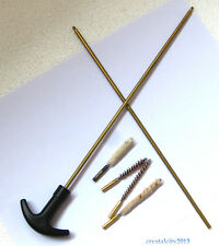 Barrel Cleaning Kit .177&.22 (4.5mm&5.5mm) Rifle/Pistol Airgun Rifle Brushes 8