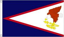 AMERICAN SAMOA FLAG 1.5m X 0.9m WITH TWO METAL EYELETS