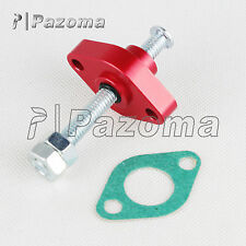 Manual Cam Timing Chain Tensioner Off Road racing FOR SUZUKI RMZ 450 2007-up RED