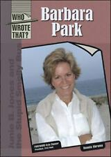 Barbara Park (Who Wrote That?)
