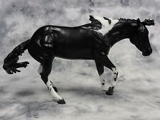 Breyer * Paint Me A Pepto * 1776 Pinto Mare Bobby Jo Traditional Model Horse