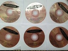 HEAVY METAL/ROCK KARAOKE 6 CDG LOT -STONE TEMPLE PILOTS & MORE