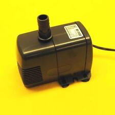 264 GPH 1000L/H Submersible Pump Aquarium Fish Fountain Water Hydroponic 220V