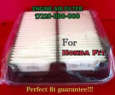 AF6052 for HONDA FIT Engine Air Filter 2009-2013 High Quality filter!!!