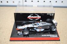 1/43 Minichamps 43 #25 McLaren Mercedes MP 4/13 F1 Car - Mika Hakkinen