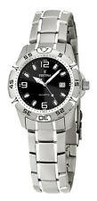 FESTINA F16172/7 Damen Edelstahl Armband Uhr mit Datumsanzeige neu